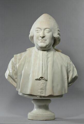 Portrait du lieutenant général de police de Paris Jean Charles Pierre Lenoir (1732-1807)