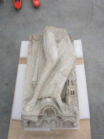 © 2015 Musée du Louvre / Sculptures du Moyen Age, de la Renaissance et des temps modernes