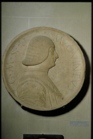 Galéas Maria Sforza cinquième duc de Milan (1446-1476)