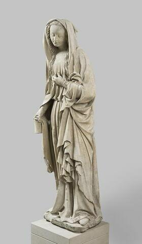 trois quarts gauche © 2017 RMN-Grand Palais (musée du Louvre) / Tony Querrec