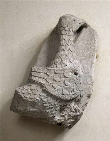 Aigle, symbole de saint Jean l'Evangéliste