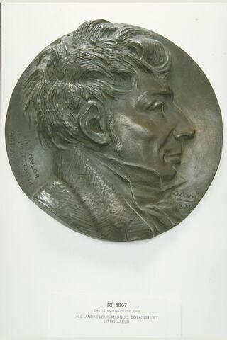A. L. Marquis,  professeur de botanique