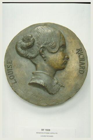 Louise Richard épouse du fondeur Louis-Marie-Joseph Richard (1791-1879)