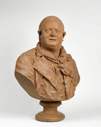 L'acteur Préville dans le rôle de Figaro (Pierre Louis du Bus dit Préville) (1721-1799) comédien