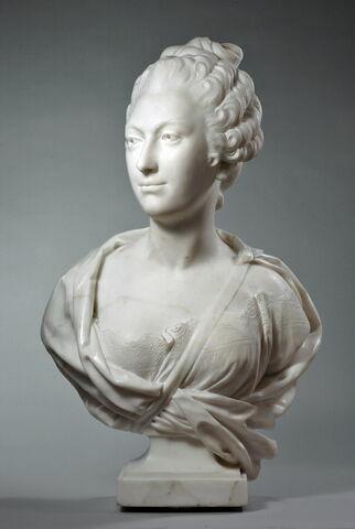 La comtesse de Jaucourt née Elisabeth Sophie Gilly (1735-1774)