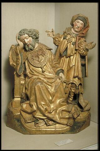 Jessé et un prophète