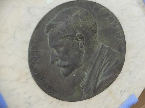 Edmond Pottier (agrandissement)