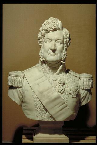 Louis Philippe Ier en costume militaire (1773-1850) roi des Français