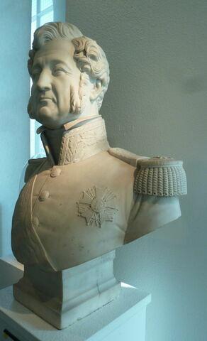 Louis Philippe en costume militaire