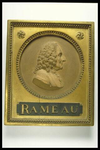 Rameau Jean Philippe (1683-1764) compositeur