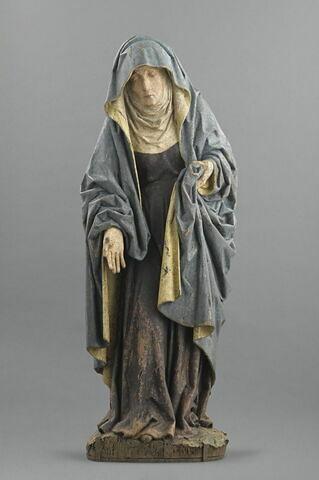 Vierge de calvaire
