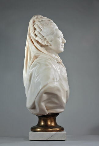 Madame Adélaïde (Marie Adélaïde de France, dite) (1732-1800) troisième  fille du roi Louis XV - Louvre Collections
