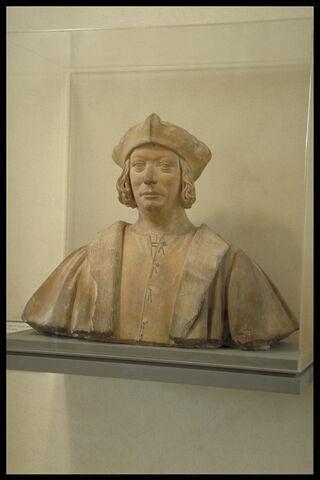 Portrait présumé du chancelier Antoine Duprat (1463-1535)