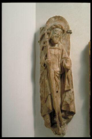 Le Christ de la Descente aux limbes