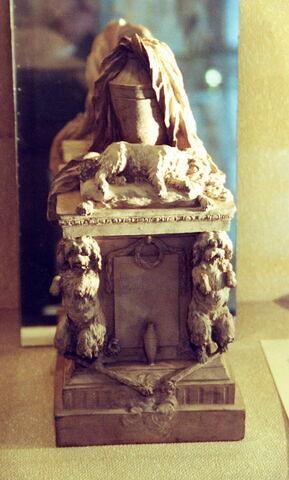 Le mausolée de Ninette