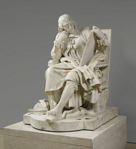 trois quarts gauche © 2019 RMN-Grand Palais (musée du Louvre) / Franck Raux