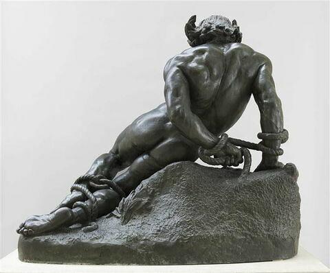 dos, verso, revers, arrière © 2012 Musée du Louvre / Thierry Ollivier