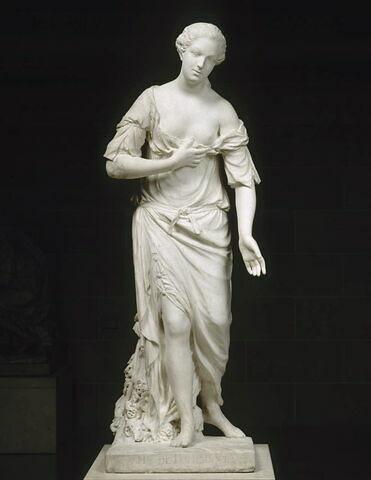 L'Amitié sous les traits de Madame de Pompadour (1721-1764)