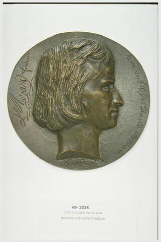 L. Richard fondeur, ami du citoyen David statuaire