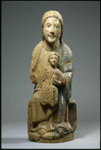Vierge et l'Enfant en majesté