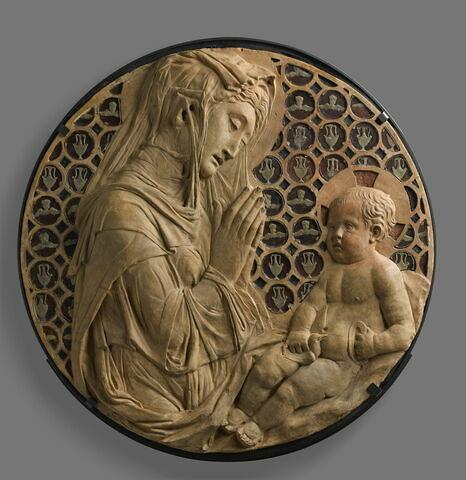 La Vierge adorant l'Enfant, dite Madone Piot