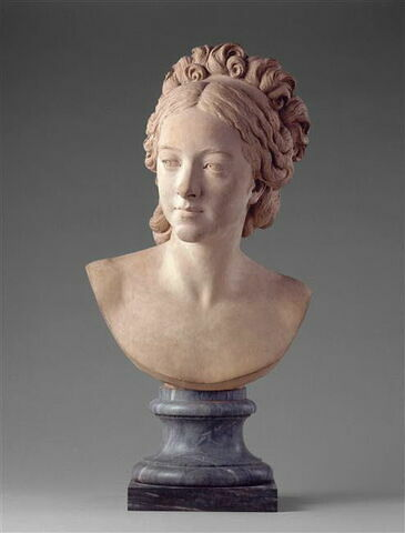Nathalie de Laborde (1774-1835) future comtesse de Noailles puis duchesse de Mouchy