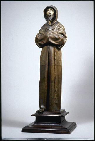 Saint François mort