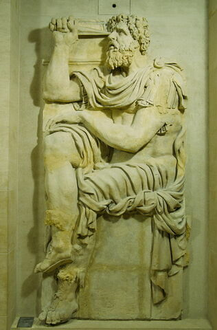 Zaleucus se crevant un oeil