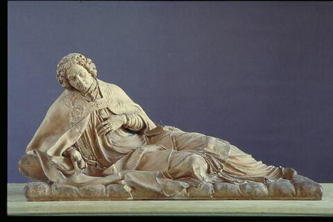Effigie funéraire de Jean-Baptiste De Smet, évêque de Gand (1674-1741)