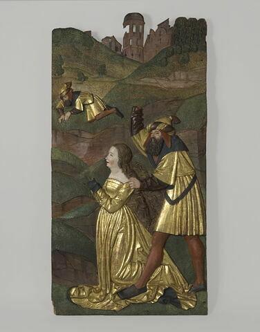 Le Martyre de sainte Barbe