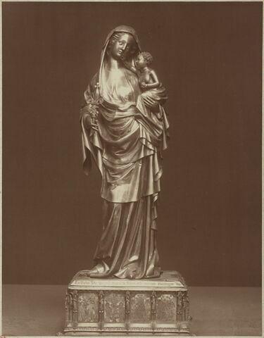© Musée du Louvre / Adolphe Braun
