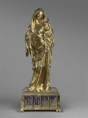 Vierge à l'Enfant dite de Jeanne d'Evreux