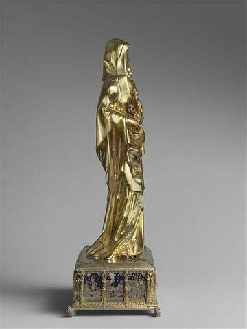 profil droit © 2016 RMN-Grand Palais (musée du Louvre) / Hervé Lewandowski