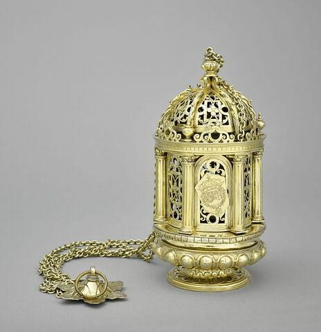 Encensoir de la chapelle de l'ordre du Saint-Esprit