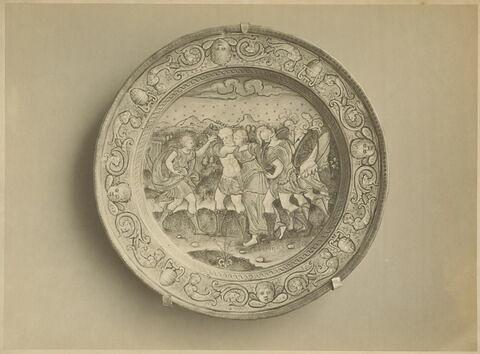 face, recto, avers, avant © Musée du Louvre / Objets d'art du Moyen Age, de la Renaissance et des temps modernes
