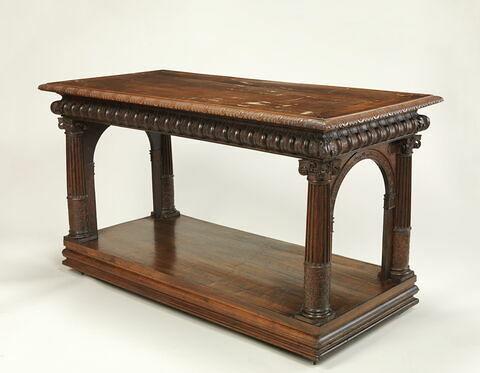 Table à colonne
