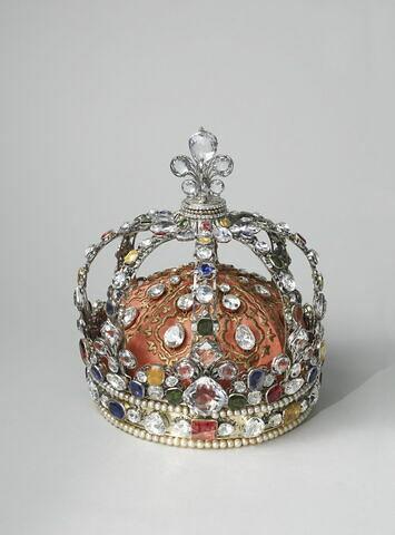 Couronne personnelle de Louis XV
