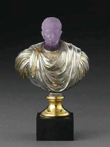 Buste de l'empereur Tibère