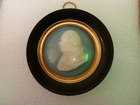 Médaillon : Louis XVIII