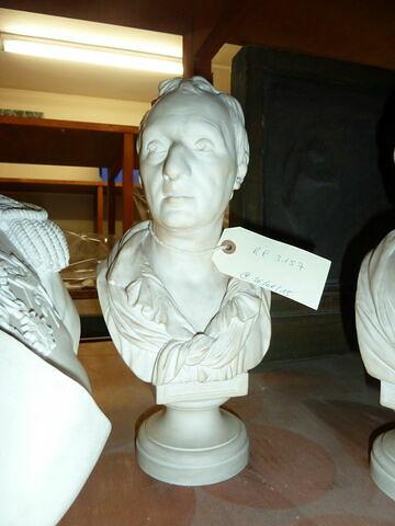 Buste de Diderot
