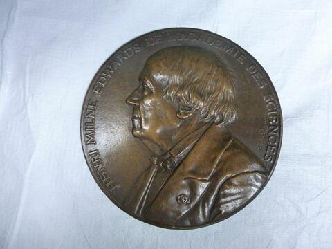 Médaille : Edward.
