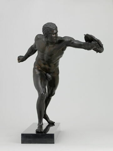 Statuette : Gladiateur Borghèse