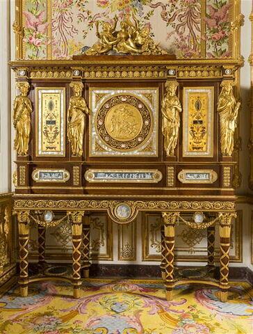 Serre-bijoux de Marie-Antoinette