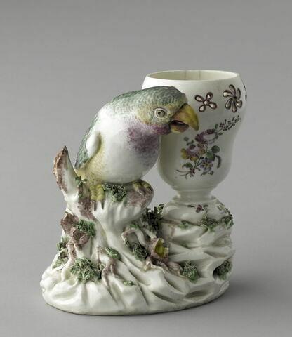 Pot-pourri et perroquet