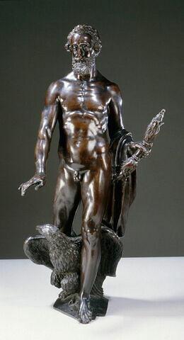 Statuette : Henri IV en Jupiter
