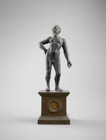 Statuette : Hercule sans symbole