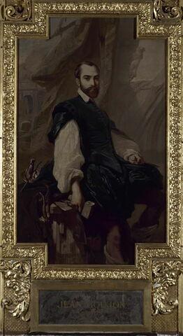 Jean Goujon, sculpteur, 1572