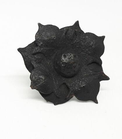 Clou d'applique en forme de fleurs, d'une paire (OA 912 A et B)