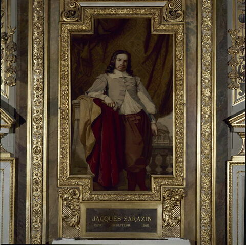 Jacques Sarazin, sculpteur, 1590-1660