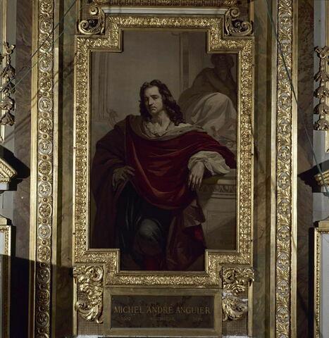 Michel André Anguier, sculpteur, 1612-1686